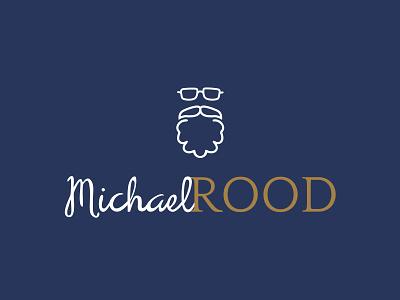Michael Rood Logo branding logo rebrand