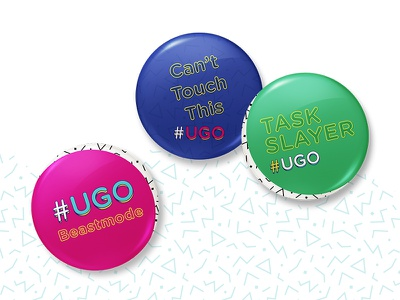 UGO Pins