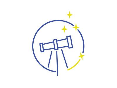 Discovery Icon web design icon
