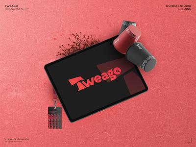 Tweago - Corporate Logo Design online logo app logo platform logo design abstract logo logo exclusive logo branding concept brand identity logotype branding