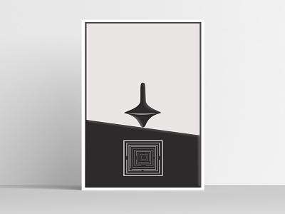 minimal movie poster photoshop design illustration vector minimal poster basic shapes
