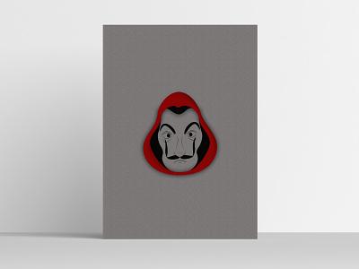 minimal poster flat photoshop illustration vector basic shapes design minimal poster