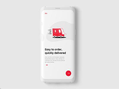 Hey Dribbble! ecommerce app ui app design illustration