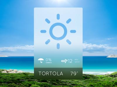 Weather Widget #2