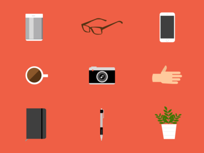 Updated Office Icons
