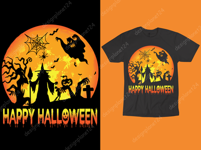 Halloween T-shirt Design. logo designer design art vector vectorart halloween design halloween tshirts t shirt design vector reviews free tshirt design t shirt design vector graphic design branding brand design tshirt design t shirt design merch by amazon shirts merch by amazon illustration design
