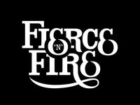 Fierce 'N' Fire music band logo