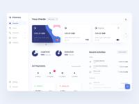 Klamma | Online banking dashboard