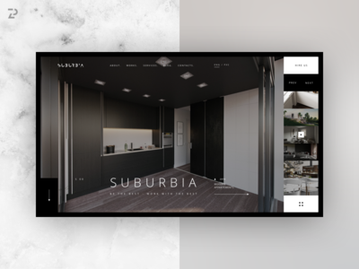 Homepage Suburbia Preview