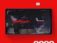 BRONCHO Website