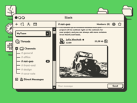 WinMac OS 1.0 | Slack App