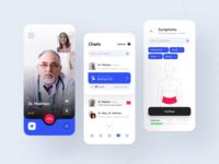 Telemedicine Y – Call, Chat, Symptoms