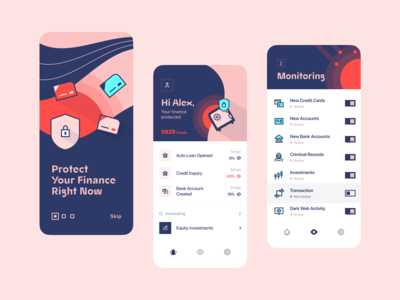 Monifin 🚨| Finance Anti-fraud application