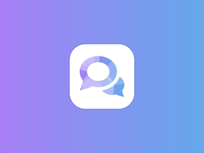 GraphQl Chat chat app icon