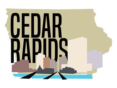 Cedar Rapids logo city cedar rapids