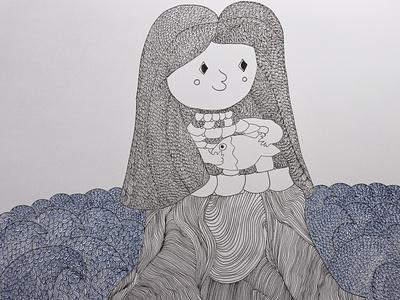 Amabie design illustration illustrator