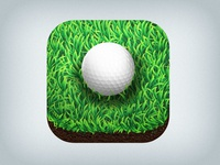Golf App icon