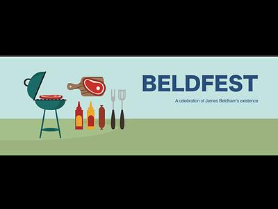 Beldfest Banner banner design design illustration