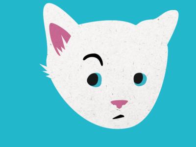 Skeptical Kitty