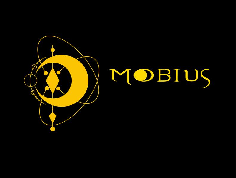 MOBIUS logo logoproject logomaker logobranding logodesign branding design logo