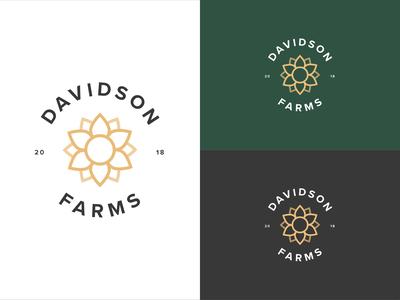 Davidson Farms Logo