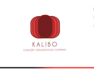 KALIBO Concert Logo gradient graphicdesign graphic illustrator color logo inspiration inspire inspiration creative concert logo design branding logo designer logo mark logo design logodesign logotype logos branding design logo