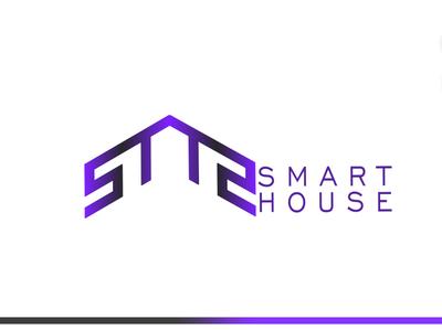 SMART HOUSE LOGO training logofolio inspired inspirations inspire branding logotype logos logo design logodesign inspiration logo illustrator creative design