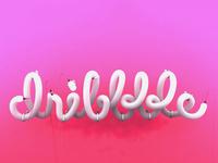 Dribbble light