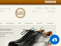 Gaia Homepage