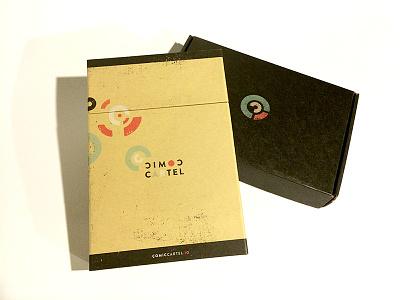Comic Cartel Shipping & Storage Box comic book box comic storage shipping box storage box