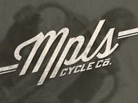 Minneapolis Cycle Co. Logo