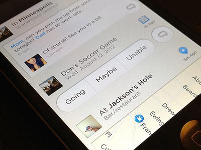 Micro Social Network App - News Feed ios news feed social newtork