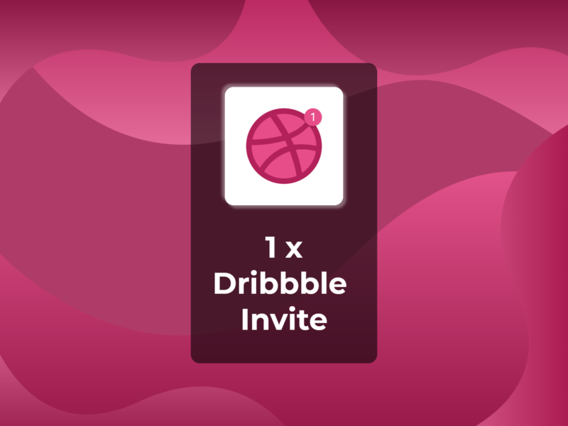 Dribbble Invite dribbble invitation dribbble invite ui ui design invite invitation