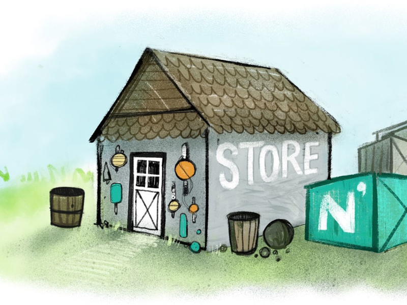 Store n fetch feature