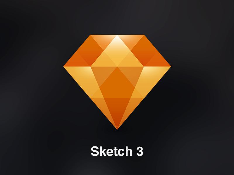 Sketch App Icon Yosemite Edition icon app yosemite osx apple sketch software