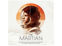 Alternate Cover for the Martian