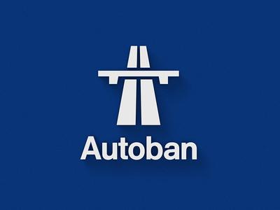 Global Visual Language for Autoban ux ui architecture typography logotype icon identity branding