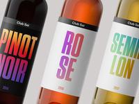 Club Sei Wine