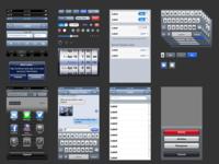 iOS 6 UIKit Template for Sketch.app