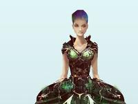 Fashion Illustration: Elven Couture