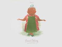 Character Design: Babcia | Dzień Dobry