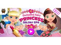 Enchanted Fairy Princess Salon & Spa Promo