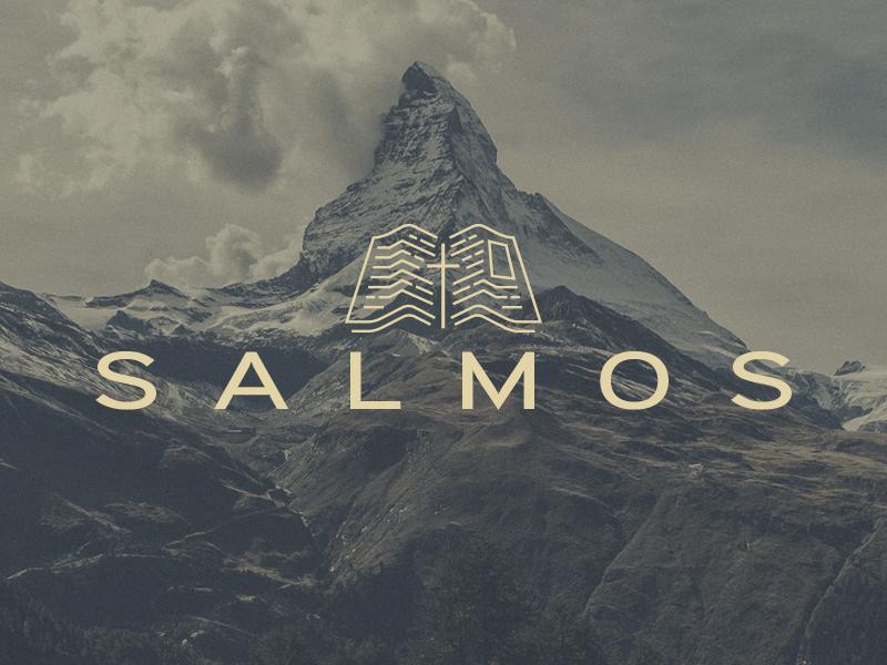 Salmos graphic design icon church athenas print psalms worship catholic album music