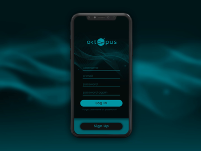 Daily UI challenge - Day 001 signup vector animation daily ui 001 dailyui 001 dailyuichallenge dailyui daily ui