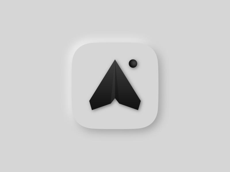 Daily UI Challenge - DAY005 app icon minimal logo vector daily ui dailyui