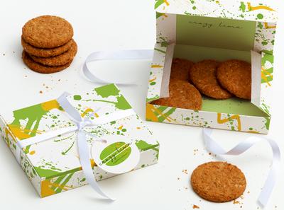 Crazy Lime - logo and package design package design minimal logo branding vector design
