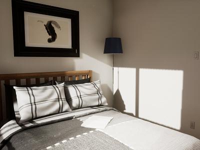 One-bedroom Apartament | visualization #09 unreal engine 4 interior architecture archvis architecture architectural visualization