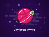 2x Dribble invites!