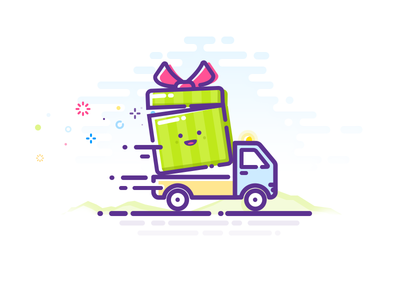 Quick bounty donative bounty present truck mbe nature gift car speed