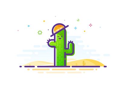 Cactus sahara nature proart mbe sand shadow cap hot heat desert cactus